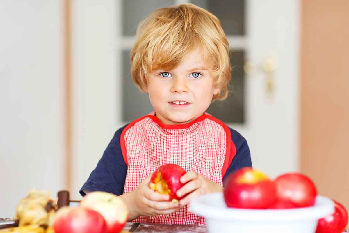 Koala Cottage Child Care in Willoughby - Healthy Food